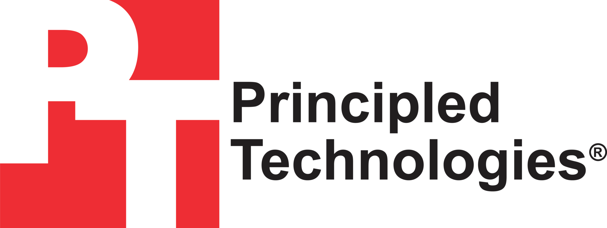 Principled Technologies logo